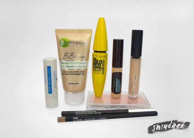 Beth-everyday-makeup-products
