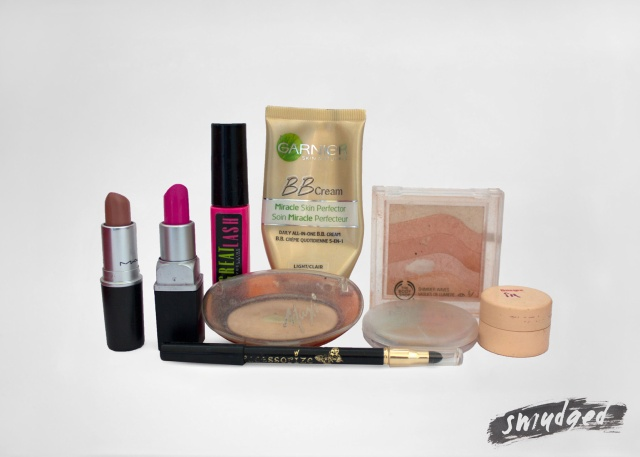 Jess-Everyday-Makeup-Product-selection