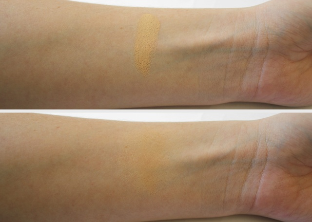 Sleek-cream-foundation-swatch