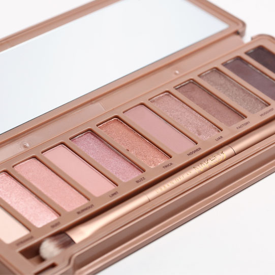 urban decay rose gold