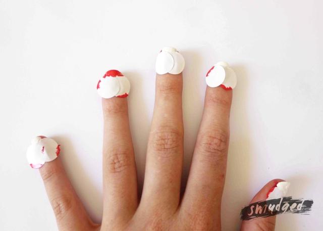 V-day Nails 5
