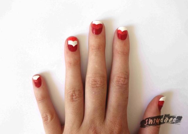 V-day Nails 6