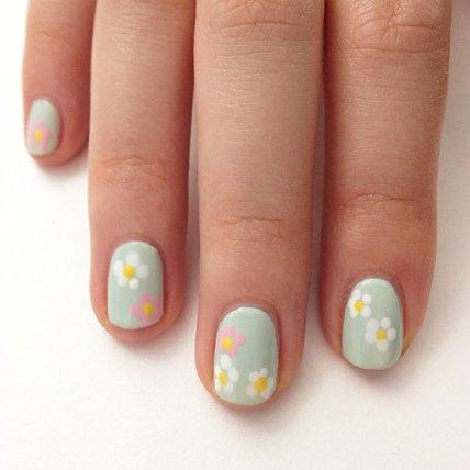 Spring-Nail-Art-Tutorial