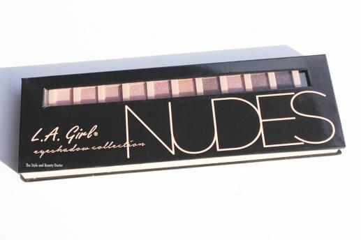 la girl nude palette