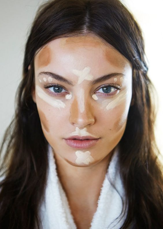 how to highlight contour