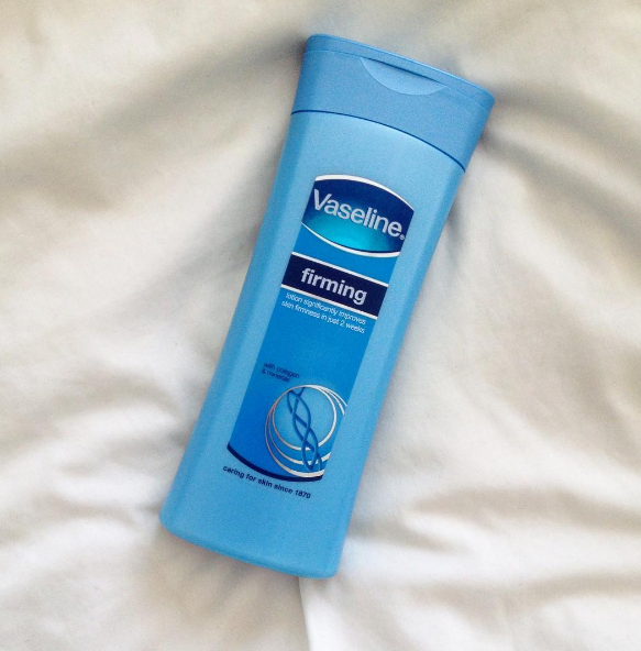 Vaseline Firming Body Lotion